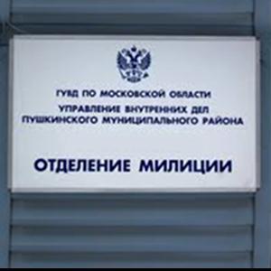 Отделения полиции Березайки