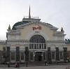 Железнодорожные вокзалы в Березайке