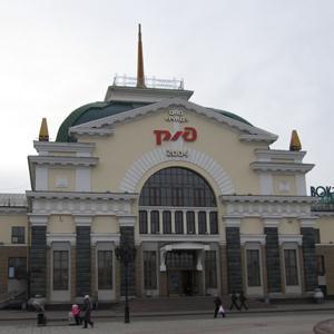 Железнодорожные вокзалы Березайки